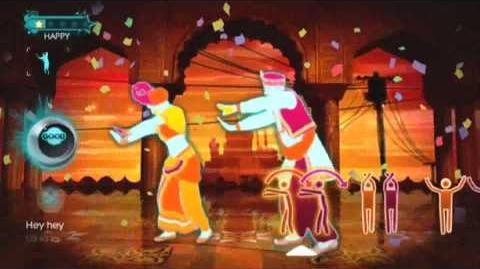 Katti Kalandal - Just Dance 3
