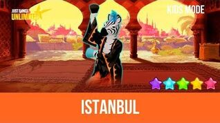 Just Dance 2018 (Unlimited) Istanbul - Kids Mode