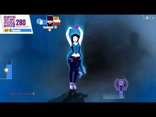 Just Dance Now- Maneater - 5 Stars - Superstar