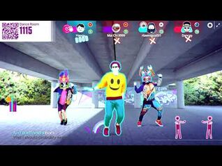Just Dance Now Happy (Just Dance Unlimited) 4 stars