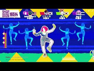 Just Dance Now- Instruction (5 stars)