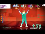 Lump Just Dance NOW MEGASTAR