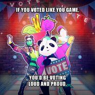 Ecolokids p1 p2 Juicealt p1 whorun p1 us vote promo instagram