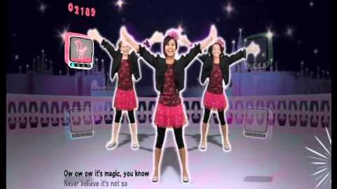 Just Dance Kids Magic