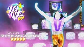 Just Dance Now - You Spin Me Round (Like A Record) 5 Stars