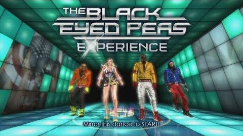 The Black Eyed Peas Experience Intro And Credits (Xbox360)