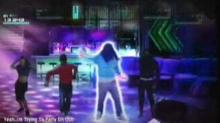 Disco Club - The Black Eyed Peas Experience (Wii)