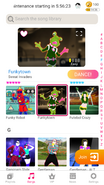 Funkytown jdnow menu phone 2020