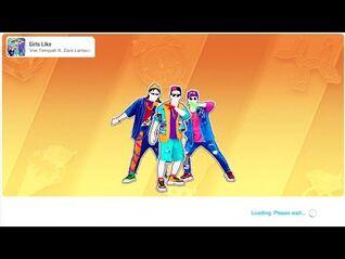 Just Dance 2021- Girls Like -Tinie Tempah, Zara Larsson Megastar (13K)