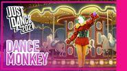 Dancemonkey thumbnail la