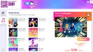 Halloweenquat jdnow menu computer 2020