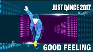 Just Dance 2017 (Unlimited) - Good Feeling (Extreme)
