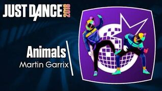Just Dance 2018 - Animals