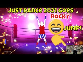 Just Dance Unlimited- Eye of the Tiger (Just Dance 2021 Switch)