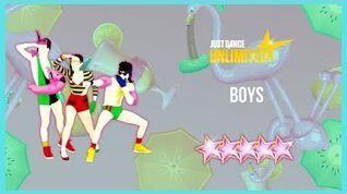 Boys (Summertime Love) - Just Dance 2019