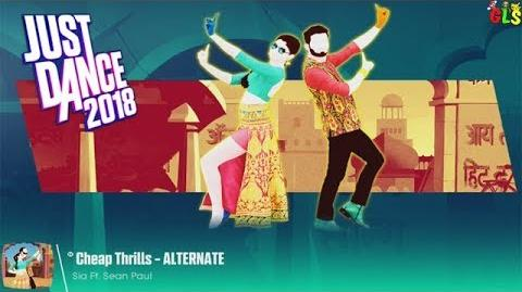 Cheap Thrills (Bollywood Version) - Just Dance 2018