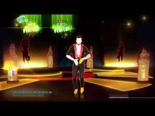 Just Dance 2014 Wii U Gameplay - Ricky Martin- Maria