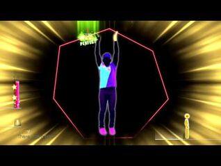 Just Dance 2014 Xbox One - Don't You Worry Child DLC (Swedish House Mafia) -Classic 5 Stars-