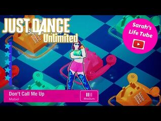 Don't Call Me Up, Mabel - SUPERSTAR - Gameplay - Just Dance 2020 Unlimited -PS5-
