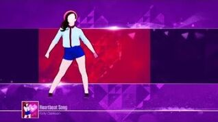 Just Dance 2017 - Unlimited - Heartbeat Song - Kelly Clarkson - 6 Star