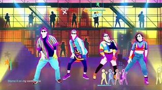 Just Dance 2020 Bruno Mars ft
