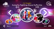 Kungfu jd2 menu