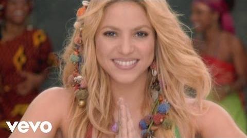 Shakira - Waka Waka (This Time For Africa) ft
