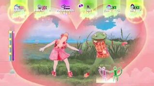 Love Is All - Just Dance 2015