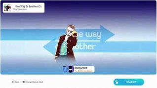 One Way Or Another (Teenage Kicks) - Just Dance 2019