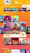 Golddust jdnow menu phone 2017