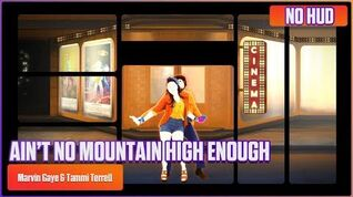 Just Dance 2015 - Ain't No Mountain High Enough NO HUD
