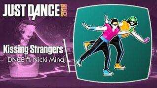 Just Dance 2018 Kissing Strangers