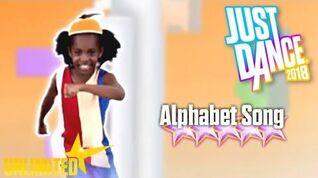 Just Dance kids 2018(Unlimited) Alphabet Song- 5 Stars