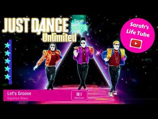 Let's Groove - Just Dance 2021