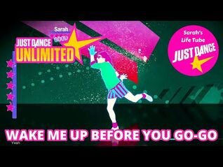 Wake Me Up Before You Go-Go, Wham! - MEGASTAR, 2-2 GOLD - Just Dance 2 Unlimited -PS5-