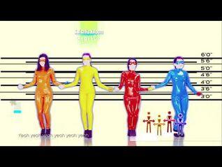 Танец Just Dance® 2017 (Unlimited) - Oops!..