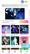 Tilltheworldends jdnow menu phone 2020
