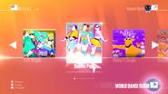 Bubblepop jd2018 menu 7thgen