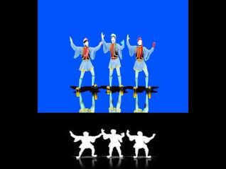 Just Dance 2015 Extract - Epic Sirtaki