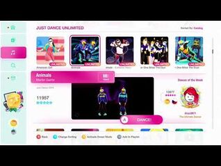 Just Dance 2020 (Unlimited) Animals 5*'s Gameplay