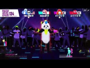 Just Dance Now- I Gotta Feeling by The Black Eyed Peas (5 stars)