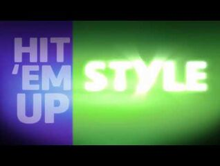 Hit 'Em Up Style (Oops!) background - Just Dance 4