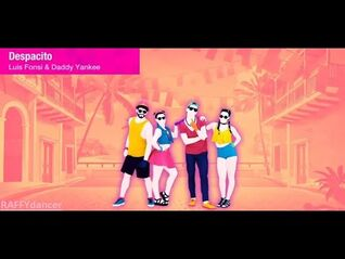 Just Dance® Unlimited- Despacito - Luis Fonsi & Daddy Yankee