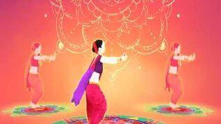 Just Dance 2016 NOGUI Fancy Indian