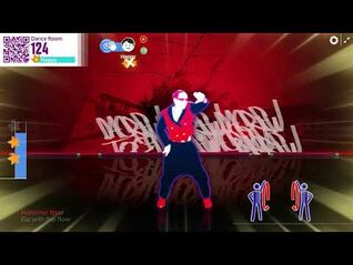 Just Dance Now U Can't Touch This (Just Dance Unlimited) 4 stars.
