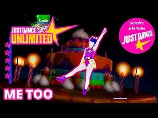 Me Too, Meghan Trainor - MEGASTAR, 3-3 GOLD - Just Dance 2017 Unlimited -PS5-