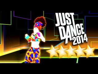 5☆ Stars - Where Have You Been - Extreme - Just Dance 2014 - Kinect