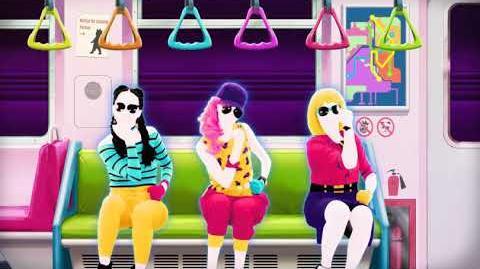 Chantaje (Subway Version) - Just Dance 2018 (No GUI)