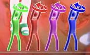 Cheerleader beta picto colors