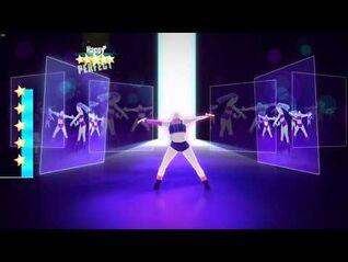 "Just Dance 2017 - Sia - The Greatest (""I got stamina"")"